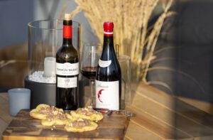 Liibanoni lihapirukas ja veini